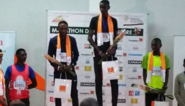 Côte d'Ivoire: Le 5ème marathon international d'Abidjan dans une belle ambiance