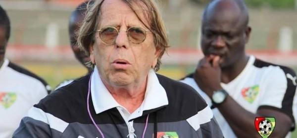 Togo: Togo-Comores 0-1, Le Roy « le jour où vous me verrez démissionné n'est pas arrivé »