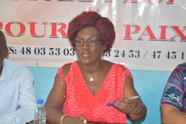 Côte d'Ivoire: 2020, pour Pulchérie Gbalet «si rien n'est fait la situation risque d'être pire qu'en 2010 »