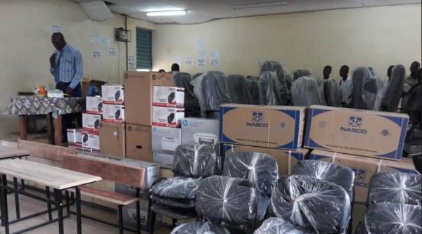 Côte d'Ivoire: A Anyama, le lycée moderne donne un modèle de gestion des ressources financières publiques