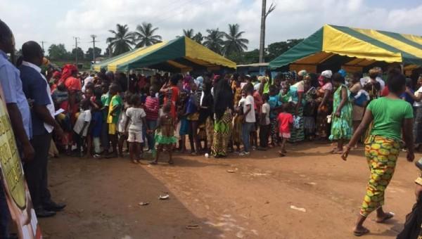 Côte d'Ivoire: À Anyama, environ  600 adultes et enfants dépistés du diabète à l'initiative de la jeune chambre internationale Abidjan Elite