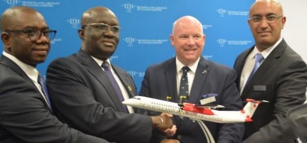 Ghana: Accord avec Boeing pour relancer une nouvelle compagnie aérienne