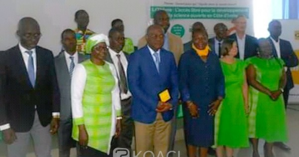 Côte d'Ivoire: Bouaké, comportant 8 milles thèses et mémoires, un support numérique offert à l'UAO