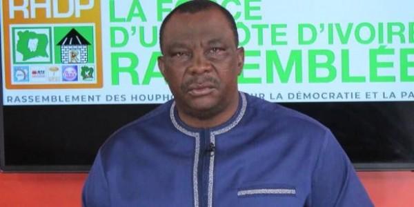 Côte d'Ivoire: RHDP, Adjoumani accuse Bédié de nourrir des sentiments xénophobes envers les maliens