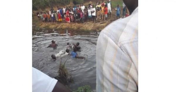 Côte d'Ivoire: A Man découverte macabre, un enfant découvert mort noyé dans la rivière Koh
