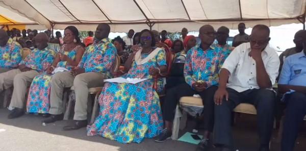 Côte d'Ivoire: 2020, à Grand-Lahou, Simone plaide pour que l'Etat proroge le délai des CNI afin qu'elles servent pour les votes au prochain scrutin présidentiel