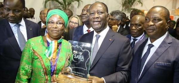 Côte d'Ivoire: SARA 2019, Ouattara annoncé lundi sur le site pour la remise de tracteurs aux agriculteurs, 19 ministres africains de l'agriculture présents à l'ouverture