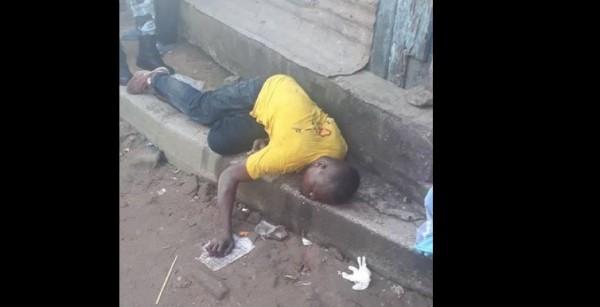 Côte d'Ivoire: Drame à Abobo, le corps sans vie d'un homme découvert dans la rue, son frère accuse
