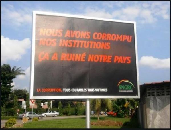 Côte d'Ivoire: Voici les dix  secteurs exposés aux risques de corruption