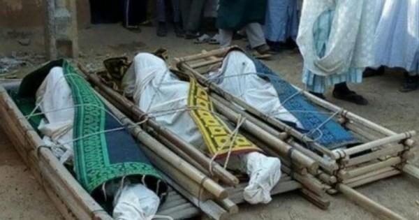Nigeria: Au moins neuf morts dans une attaque de bandits armés dans le centre