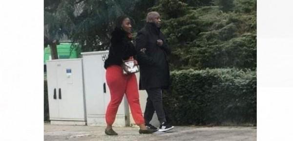 Côte d'Ivoire: Apparition publique de Laurent Gbagbo avec Nady Bamba à Bruxelles