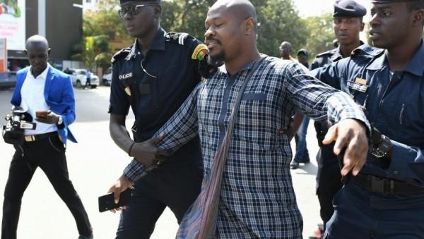 Sénégal: Arrêté pour avoir  manifesté devant le palais, Guy Marius Sagna traité « comme un terroriste» en prison
