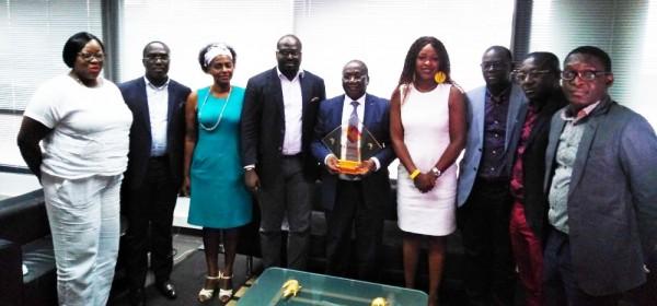 Côte d'Ivoire: CGECI, Versus Bank décroche le prix de la meilleure banque de financement des PME