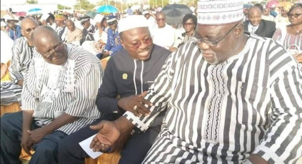 Burkina Faso: Quatre leaders de l'opposition dont le chef de file décorés par le président Kaboré