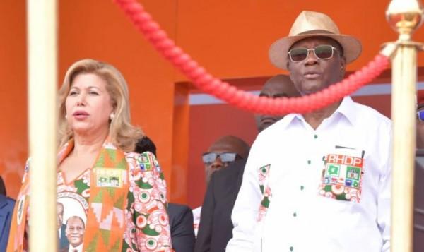 Côte d'Ivoire:  2020, depuis Yakro Alassane Ouattara: « Il n'y aura pas d'exclusion de qui que ce soit y compris ADO »