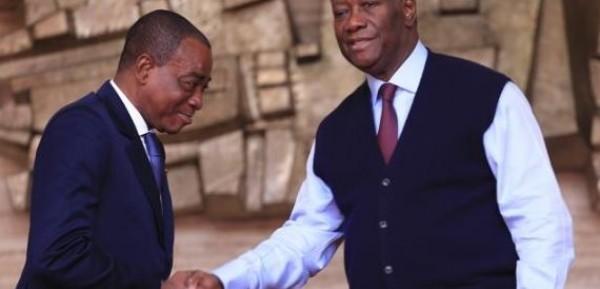 Côte d'Ivoire: Disparition de Charles Koffi Diby, Alassane Ouattara salue la mémoire de son «jeune frère»