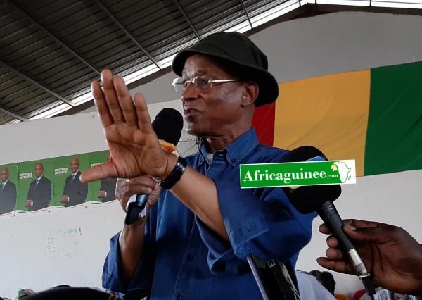 Guinée: Critiqué sur sa participation au dialogue, Cellou Dalein, chef de l' UFDG s'explique