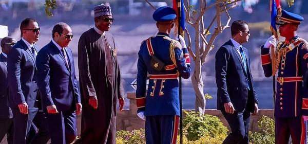 Nigeria-Egypte: Solutions au développement de l'Afrique selon Buhari