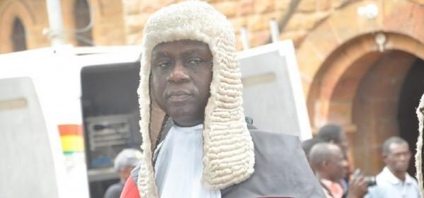 Ghana: Anim Yeboah nommé président de la Cour suprême