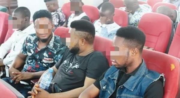 Nigeria:  47 présumés  homosexuels jugés à Lagos