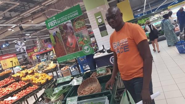 Côte d'Ivoire: Le pays a enfin sa première ferme certifiée BIO, on s'arrache ses produits à Abidjan