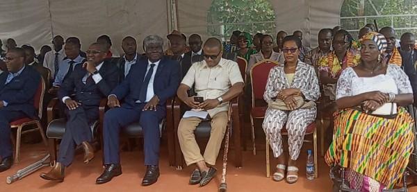 Cote d'Ivoire: Depuis le Plateau, le Gouverneur Beugré Mambé, devant les handicapés «les élections présidentielles de 2020 doivent être une fête»