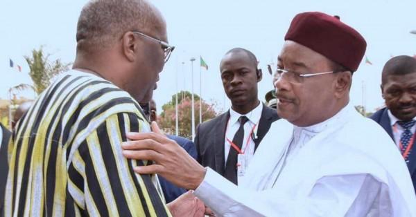 Burkina Faso: Le président Kaboré à Niamey pour une réunion du G5 Sahel