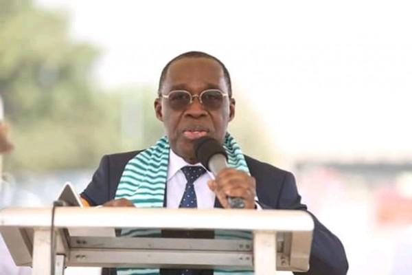 Côte d'Ivoire: Invité aux JNVA,  Aka Aouélé annonce la construction d'établissements sanitaires à Bouaké