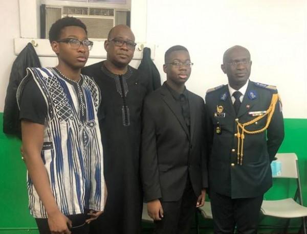 Côte d'Ivoire: Décès du colonel Wattao, l'ambassade ivoirienne aux États Unis aux côtés de l...