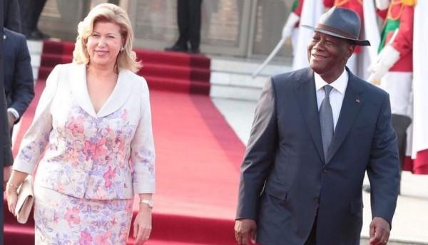 Côte d'Ivoire-UK: Alassane Ouattara s'envole pour Londres où l'attendent un sommet sur l'Investissement et Boris Johnson
