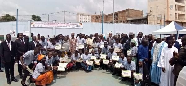 Cameroun:  Promotion économique de la jeunesse, des kits pour incubateurs d'entreprises remis aux jeunes