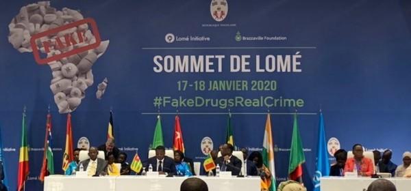 Togo: Initiative de Lomé, l'Afrique s'engage contre les faux médicaments