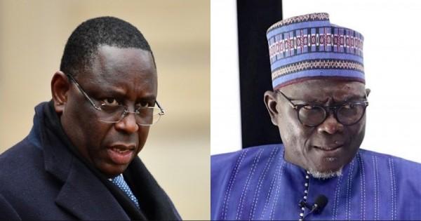 Sénégal: Moustapha Diakhaté ignore l'interdiction de Macky Sall et aborde la question du 3e mandat