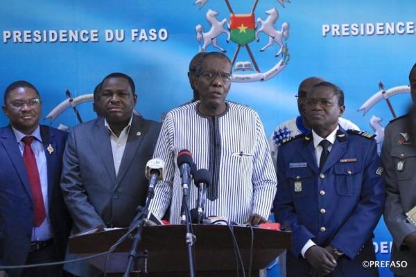 Burkina Faso: Un nouveau référentiel sur la sécurité nationale élaboré