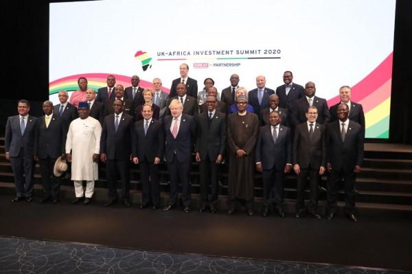 Côte d'Ivoire-UK: Alassane Ouattara prend part à l'ouverture du Sommet Royaume-Uni – Afrique...