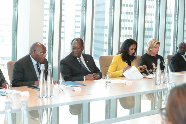 Côte d'Ivoire-UK: Alassane Ouattara présente les opportunités ivoiriennes au Royal African S...