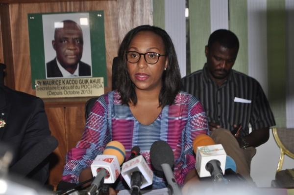 Côte d'Ivoire: Conférence de presse de l'opposition parlementaire Ivoirienne suite à la levé...