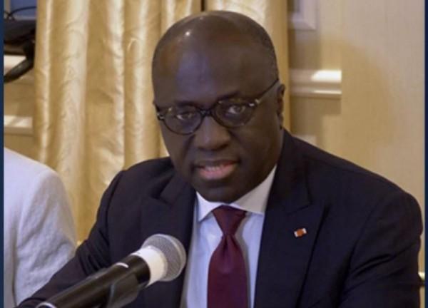Côte d'Ivoire: Amon Tanoh : « Il ne faut pas que ce soit la politique qui détermine les rapports entre les hommes »
