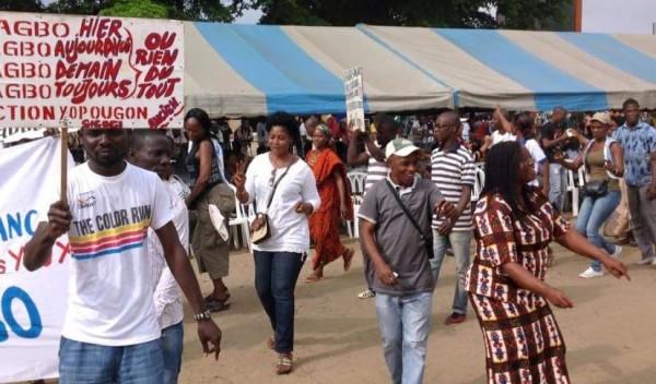 Côte d'Ivoire: Le FPI et EDS annoncent un grand meeting à Yopougon le 1er février, 55 délégations conduites pour la mobilisation