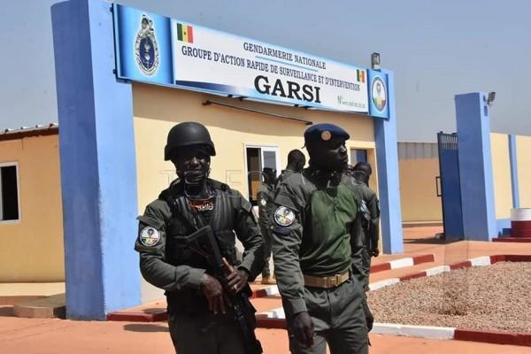 Sénégal: Un groupe de Gendarmes attaqué par des présumés djihadistes à la frontière avec le Mali
