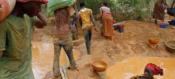 Côte d'Ivoire :  Niakara, deux individus tués en moins de 48 heures dans la mine d'or de Niangbo