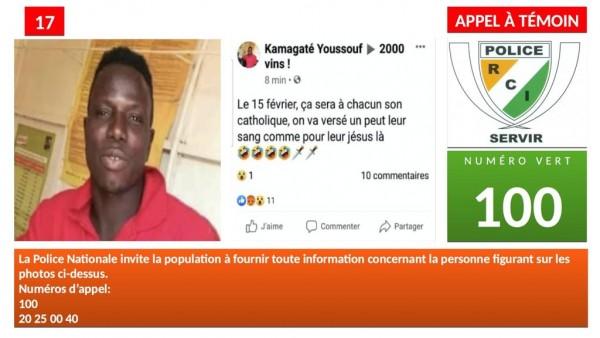 Côte d'Ivoire: Le procureur Adou s'attaque au « à chacun son catholique »