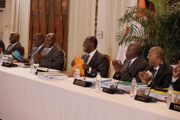 Côte d'Ivoire: Alassane Ouattara présidé la clôture du Séminaire gouvernemental consacré à l...