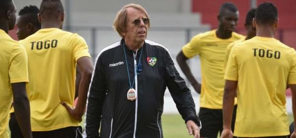 Togo: Eperviers, le contrat de l'entraineur Claude Le Roy prolongé avec deux objectifs