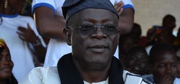 Togo: Recettes du candidat Tchassona Traoré pour l'alternance