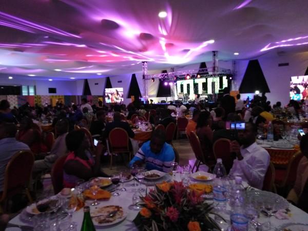 Côte d'Ivoire : MTN organise un dîner gala pour remercier ses clients