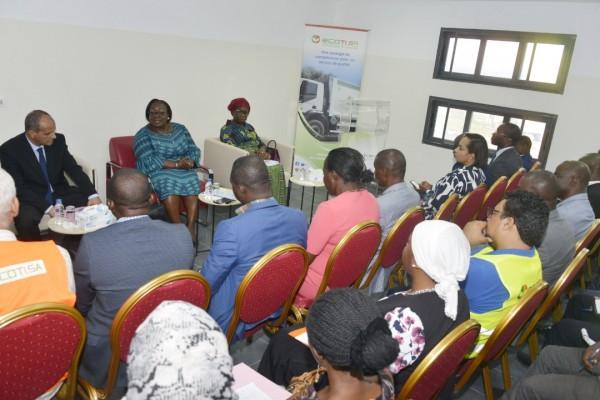 Côte d'Ivoire : 80% de déchets ménagers transportés vers le centre de valorisation et d'enfouissement technique, toujours des résistances à certains endroits