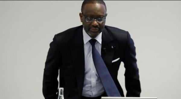 Côte d'Ivoire: Tidjane Thiam quitte le crédit suisse avec un « pactole » de 18,2 milliards FCFA ?