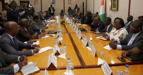 Côte d'Ivoire : Dialogue politique, la signature du document sur le code électoral prévue ce soir à 17 heures