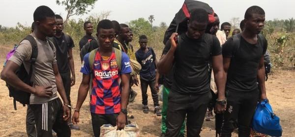 Ghana : Togoland, 21 supposés « rebelles » arrêtés à Dzodze, une radio fermée